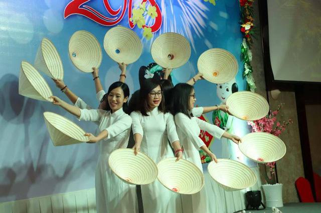 Cộng đồng người Việt tại Myanmar tưng bừng đón Xuân Mậu Tuất 2018 - Ảnh 3.