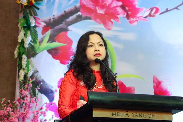 Cộng đồng người Việt tại Myanmar tưng bừng đón Xuân Mậu Tuất 2018 - Ảnh 1.