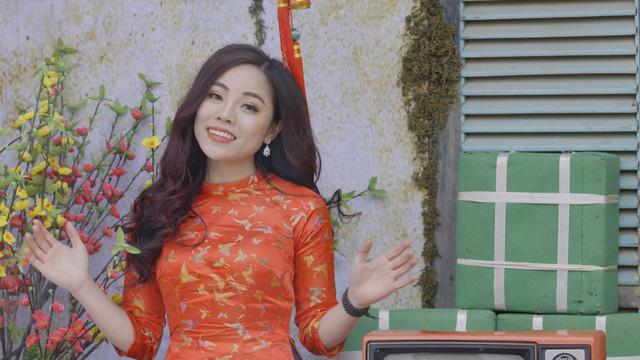 """Sao mai Mai Diệu Ly xinh tươi trong MV """"Ngày Tết quê em""""  - Ảnh 2."""