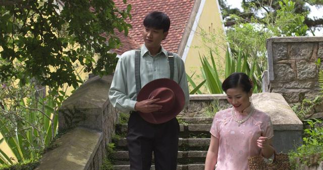 Phim Mộng phù hoa - Tập 5: Chồng Tây không về, Ba Trang lại bị gạ gả cho công tử nhà giàu - Ảnh 9.