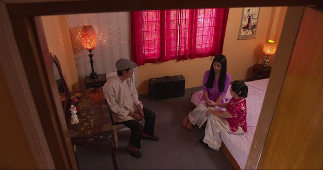 Phim Mộng phù hoa - Tập 5: Chồng Tây không về, Ba Trang lại bị gạ gả cho công tử nhà giàu - Ảnh 3.