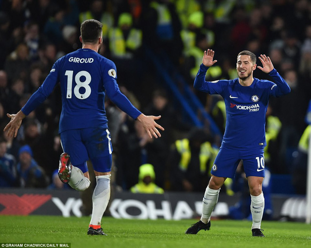 Kết quả bóng đá châu Âu rạng sáng ngày 13/02: Chelsea trở lại top 4 Ngoại hạng Anh - Ảnh 1.