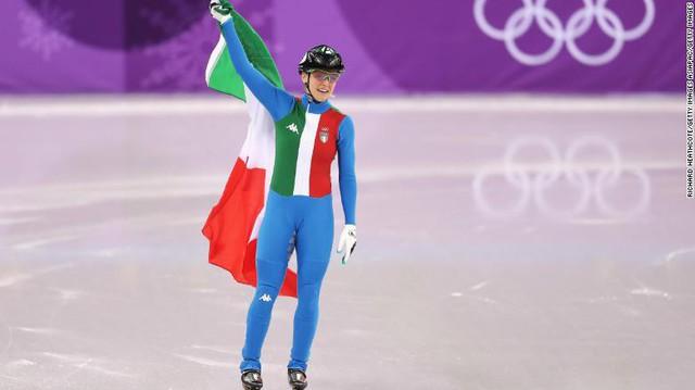Bảng tổng sắp huy chương Olympic mùa đông PyeongChang 2018: Đoàn thể thao Hà Lan bám đuổi ngôi đầu - Ảnh 2.