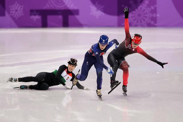 ẢNH: Những hình ảnh ấn tượng ngày thi đấu 13/2 của Olympic PyeongChang 2018 - Ảnh 11.