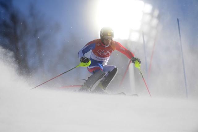 ẢNH: Những hình ảnh ấn tượng ngày thi đấu 13/2 của Olympic PyeongChang 2018 - Ảnh 10.