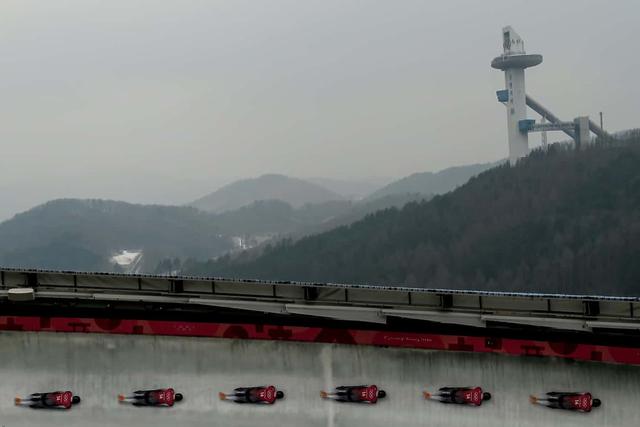 Những hình ảnh ấn tượng trong ngày thi đấu thứ 5 tại Olympic Pyeongchang 2018 - Ảnh 2.