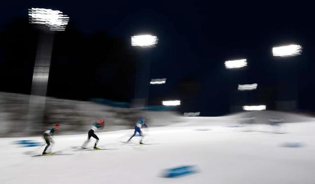 Những hình ảnh ấn tượng trong ngày thi đấu thứ 5 tại Olympic Pyeongchang 2018 - Ảnh 3.
