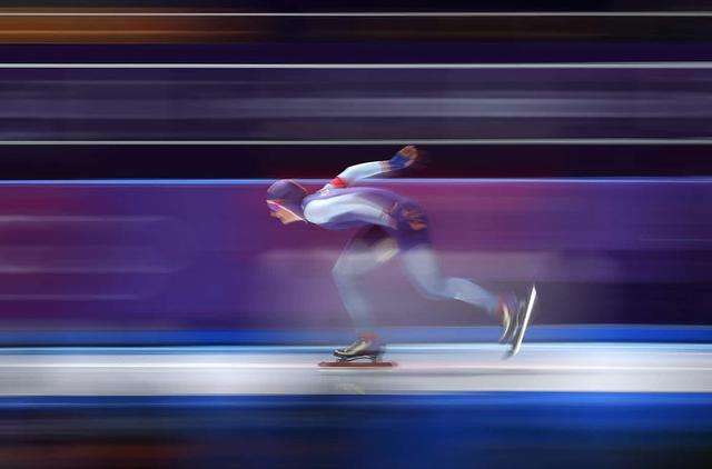 Những hình ảnh ấn tượng trong ngày thi đấu thứ 5 tại Olympic Pyeongchang 2018 - Ảnh 5.