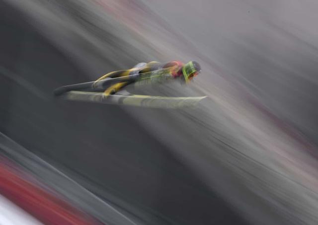Những hình ảnh ấn tượng trong ngày thi đấu thứ 5 tại Olympic Pyeongchang 2018 - Ảnh 8.