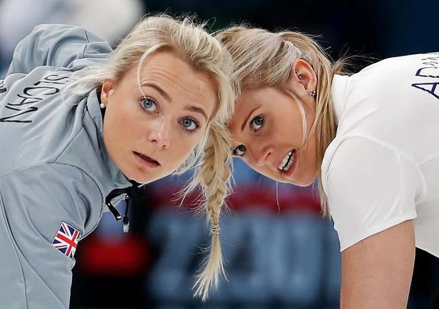 Những hình ảnh ấn tượng trong ngày thi đấu thứ 5 tại Olympic Pyeongchang 2018 - Ảnh 9.