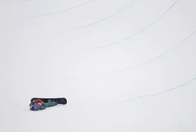 Những hình ảnh ấn tượng trong ngày thi đấu thứ 5 tại Olympic Pyeongchang 2018 - Ảnh 10.