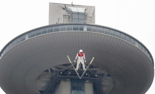 Những hình ảnh ấn tượng trong ngày thi đấu thứ 5 tại Olympic Pyeongchang 2018 - Ảnh 11.