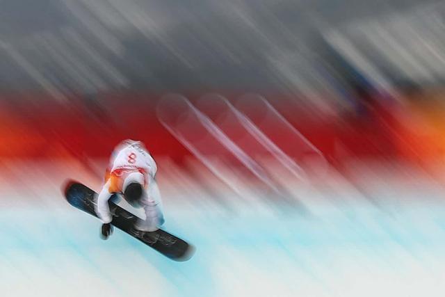 Những hình ảnh ấn tượng trong ngày thi đấu thứ 5 tại Olympic Pyeongchang 2018 - Ảnh 12.