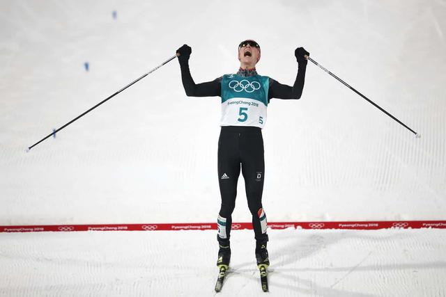 Những hình ảnh ấn tượng trong ngày thi đấu thứ 5 tại Olympic Pyeongchang 2018 - Ảnh 13.