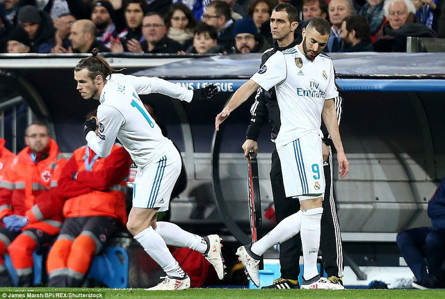 ẢNH: Những khoảnh khắc ấn tượng trong trận Real Madrid ngược dòng thành công trước PSG - Ảnh 14.