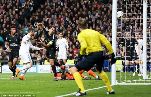 ẢNH: Những khoảnh khắc ấn tượng trong trận Real Madrid ngược dòng thành công trước PSG - Ảnh 15.