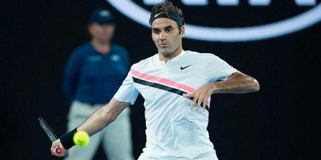Giải quần vợt Rotterdam mở rộng 2018: Roger Federer khởi đầu thuận lợi - Ảnh 1.