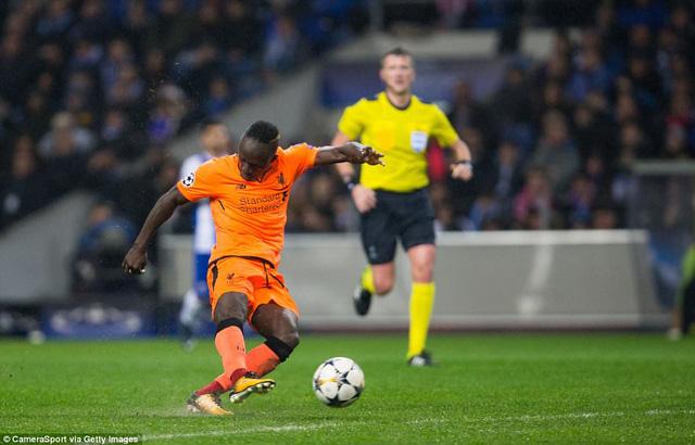 Vòng 1/8 Champions League: Liverpool giành thắng lợi dễ dàng trước Porto - Ảnh 1.