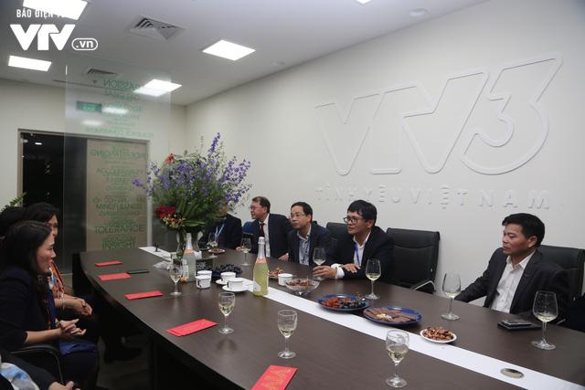 Tổng Giám đốc Trần Bình Minh chúc Tết các đơn vị VTV dịp Năm mới Mậu Tuất 2018 - Ảnh 2.