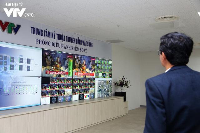 Tổng Giám đốc Trần Bình Minh chúc Tết các đơn vị VTV dịp Năm mới Mậu Tuất 2018 - Ảnh 4.