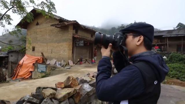 Khám phá Hà Giang cùng nhiếp ảnh gia Trần Tuấn Việt qua series Bản tình ca của đá - Ảnh 2.