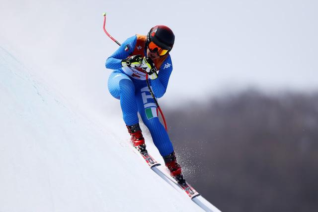 Những hình ảnh ấn tượng trong ngày thi đấu thứ 12 của Olympic PyeongChang 2018 - Ảnh 4.