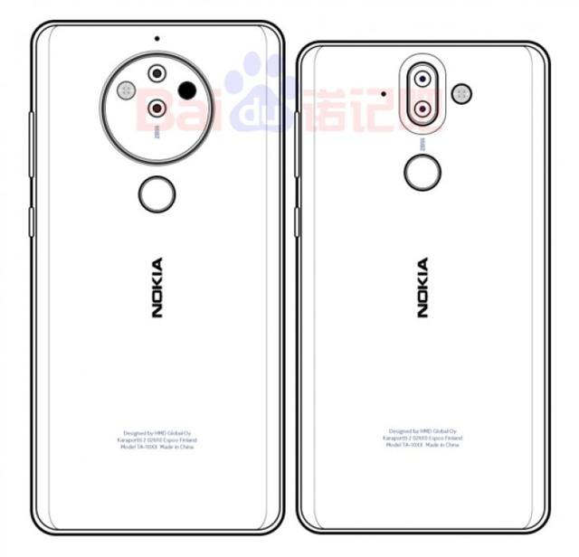 Nokia 8 Pro trang bị Snapdragon 845, camera 5 ống kính chuẩn bị lên kệ? - Ảnh 1.