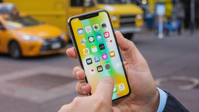 Samsung gặp họa vì iPhone X - Ảnh 1.