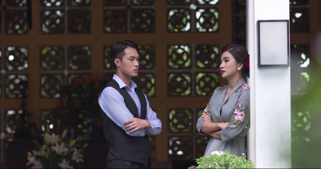 Phim Mộng phù hoa - Tập 7: Về làm dâu nhà công tử chưa được lâu, Ba Trang quyết ra đi tay trắng - Ảnh 12.