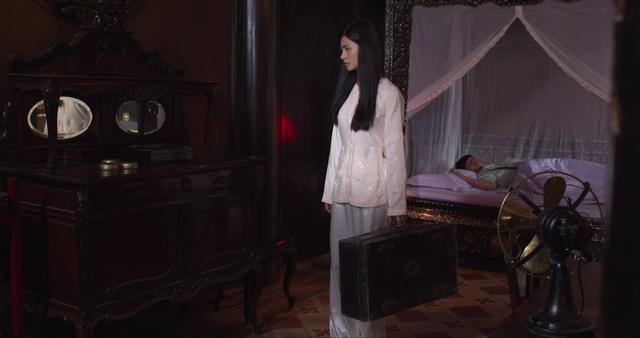 Phim Mộng phù hoa - Tập 7: Về làm dâu nhà công tử chưa được lâu, Ba Trang quyết ra đi tay trắng - Ảnh 3.