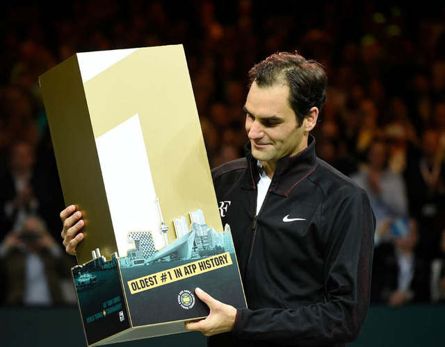 Roger Federer thừa nhận đã rất già với tennis - Ảnh 2.