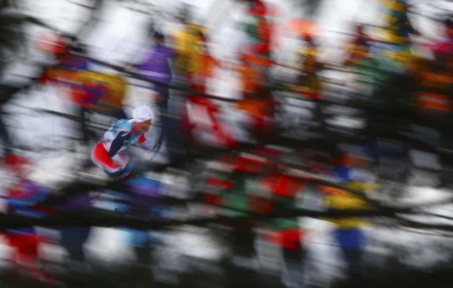 Olympic PyeongChang 2018: Những khoảnh khắc ấn tượng trong ngày thi đấu thứ 15 - Ảnh 9.