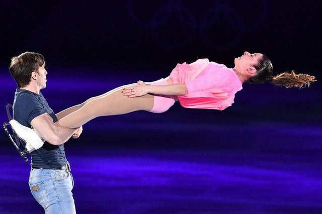 Olympic PyeongChang 2018: Những khoảnh khắc ấn tượng trong ngày thi đấu cuối cùng - Ảnh 10.
