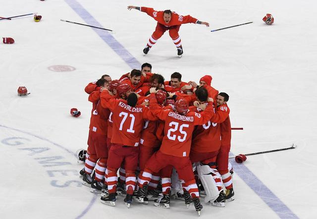Olympic PyeongChang 2018: Những khoảnh khắc ấn tượng trong ngày thi đấu cuối cùng - Ảnh 4.