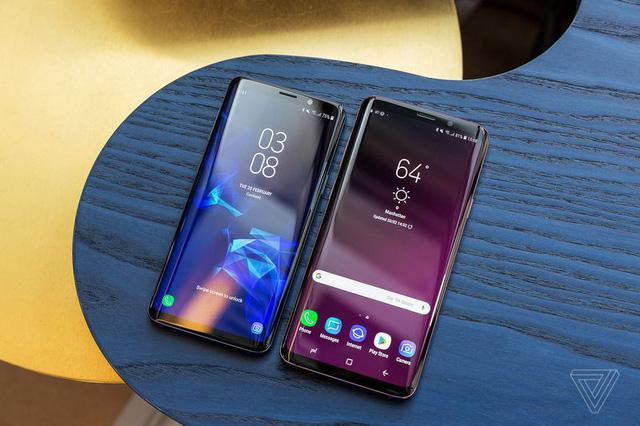 Cận cảnh bộ đôi smartphone Galaxy S9/S9+: Đẹp không tì vết - Ảnh 1.