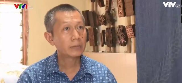 Người bảo tồn Batik truyền thống của Indonesia - Ảnh 1.