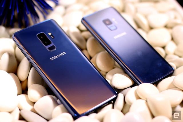 Cận cảnh bộ đôi smartphone Galaxy S9/S9+: Đẹp không tì vết - Ảnh 5.