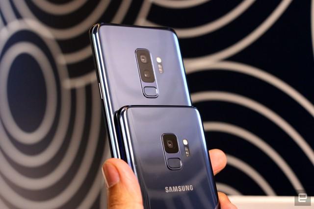 Cận cảnh bộ đôi smartphone Galaxy S9/S9+: Đẹp không tì vết - Ảnh 7.