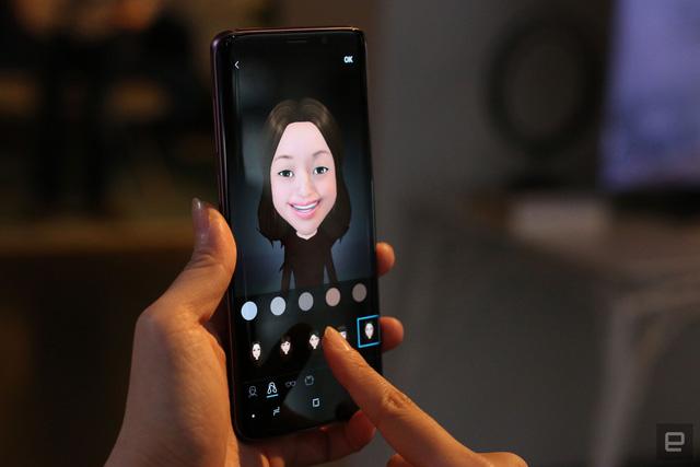 Cận cảnh bộ đôi smartphone Galaxy S9/S9+: Đẹp không tì vết - Ảnh 8.