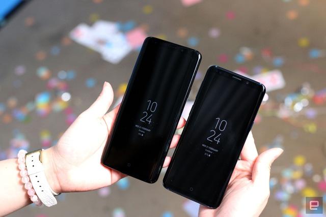 Cận cảnh bộ đôi smartphone Galaxy S9/S9+: Đẹp không tì vết - Ảnh 2.