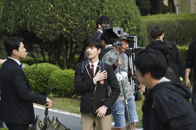 Park Hae Jin tái xuất với Cheese In The Trap bản điện ảnh - Ảnh 3.