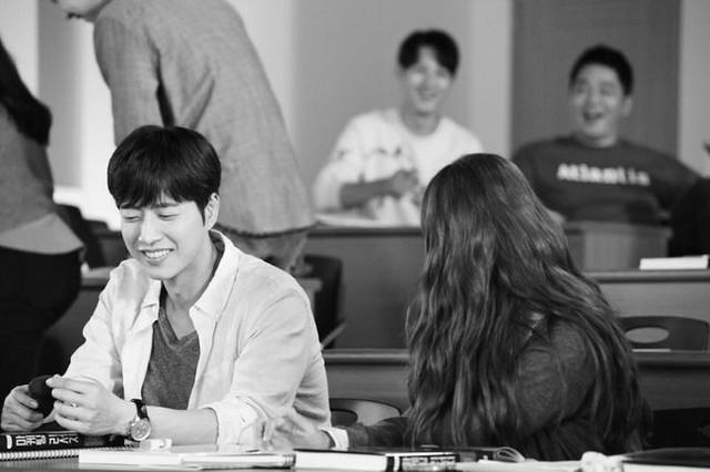 Park Hae Jin tái xuất với Cheese In The Trap bản điện ảnh - Ảnh 5.