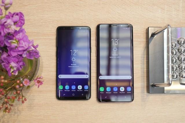 Từ iPhone X đến Galaxy S9 thi nhau mắc cạn tại Hàn Quốc - Ảnh 1.
