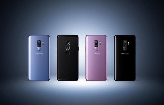 Cận cảnh bộ đôi smartphone Galaxy S9/S9+: Đẹp không tì vết - Ảnh 9.