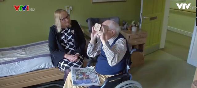 Công nghệ thực tế ảo hỗ trợ người mất trí nhớ - Ảnh 1.