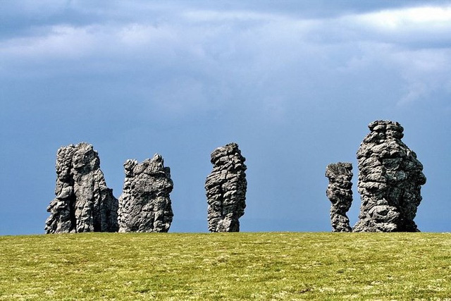 Những cột đá kỳ quan thế giới thiên nhiên ban tặng giữa cao nguyên - Ảnh 1.