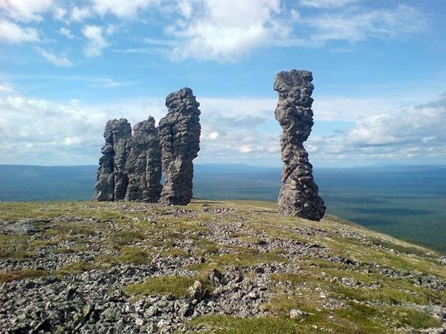 Những cột đá kỳ quan thế giới thiên nhiên ban tặng giữa cao nguyên - Ảnh 3.
