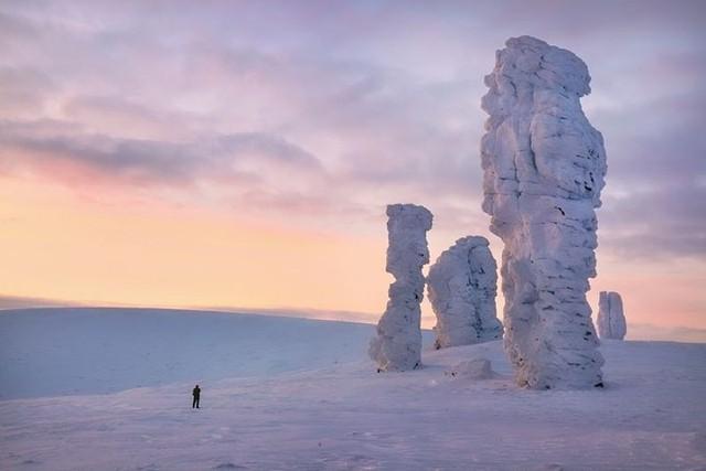 Những cột đá kỳ quan thế giới thiên nhiên ban tặng giữa cao nguyên - Ảnh 4.