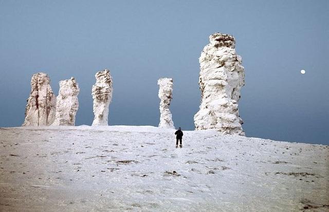 Những cột đá kỳ quan thế giới thiên nhiên ban tặng giữa cao nguyên - Ảnh 5.