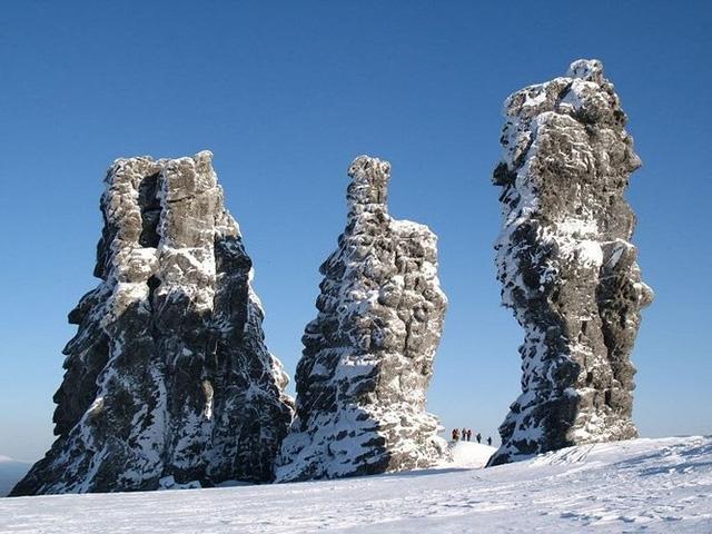 Những cột đá kỳ quan thế giới thiên nhiên ban tặng giữa cao nguyên - Ảnh 6.